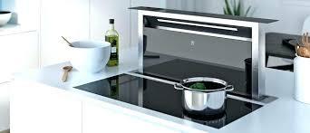 hotte cuisine verticale hotte aspirante verticale cuisine great hotte de cuisine