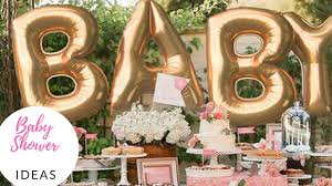 baby girl shower themes 2018 baby shower themes trends ideas for