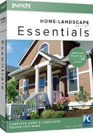 Punch Home Design Essentials | punch home landscape design essentials for pc v19 punch