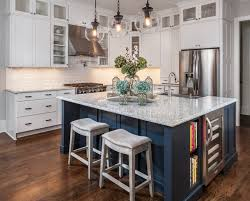 kitchen island different color than cabinets consider painting your island a different color than your cabinetry