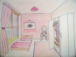 chambre en perspective de l a rt à z ola ma chambre idéale