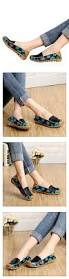 Comfortable Shoes For Pregnant Women Whenow Women U0027s Comfortable Slip On Boat Ballet Flat Shoes Driving