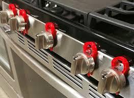Kitchen Stove Knobs Stove Stoppaz Universal Kitchen Stove Knob Locks 5 Count