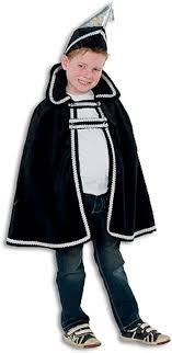 carnaval prins bol com zwart prins carnaval kinder kostuum 104 116 merkloos