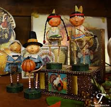 lori mitchell thanksgiving figures traditions traditions