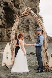 wedding arches nz i made my own driftwood arch driftwood arch and wedding