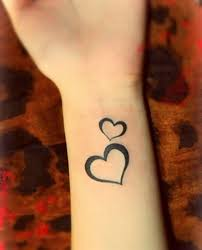 the 25 best small heart tattoos ideas on pinterest heart