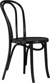 Black Wooden Chair Png Chair French Style Dining Set Huntington Beach Furniture Cafe