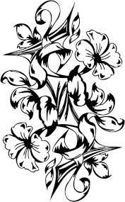temporary tattoos tribal flower butterfly armband free