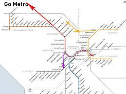 Culver City Map Councilman Tom Labonge Draws His Fantasy Metro Map Curbed La