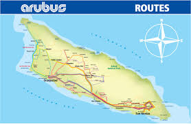 San Jose Bus Routes Map by Routes U2013 Arubus N V