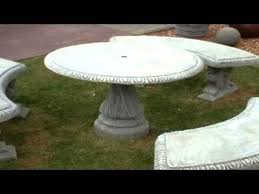 Concrete Patio Tables And Benches Delightful Cement Patio Table Paint Ideas Concrete Table And