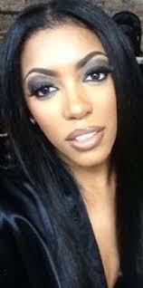 porsha williams stewart hairline porsha williams blonde tracthertrailher the rickey smiley morning