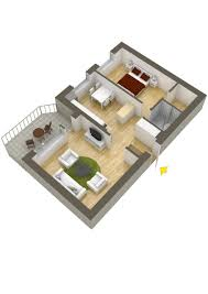 More  Bedroom Home Floor Plans - One bedroom house designs