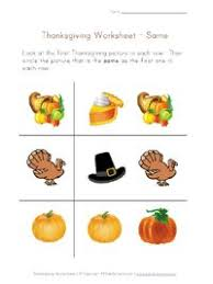 20 best worksheets thanksgiving images on