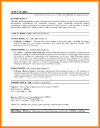 resumes for nurses template 11 resumes nurses graduate resume