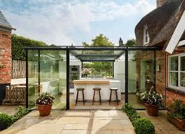 kitchen courtyard designs kitchen design ideas
