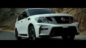 nissan uae nissan patrol nismo 2018 review interior test drive price special
