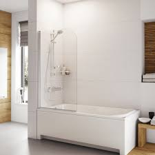 bath screens and shower screens roman showers haven curved bath screen
