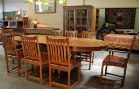 dining room outstanding pennsylvania house oak dining room table