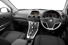 chevrolet captiva interior holden updates captiva 5 suv in australia with series ii model