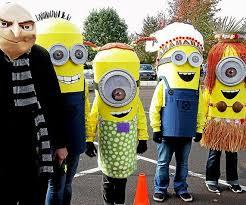 minion costumes minion costumes