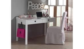 bureau blanc laqué bureau blanc laqué 2 tiroirs novomeuble