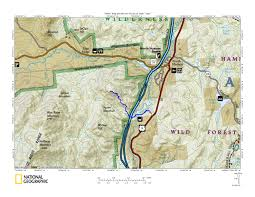 National Geographic Topo Maps Off On Adventure July 2015
