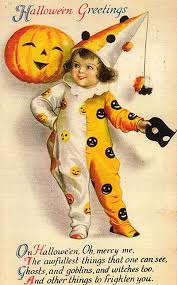 vintage halloween cards yahoo image search results vintage