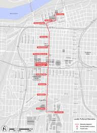 Atlanta Streetcar Map by Kansas City U2014 Another New Downtown Streetcar Project Starts To