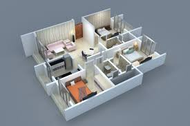 Bhk Means by Deluxe Flat Means 1 Flat Per Floor 3 Bhk With Luxury Amenities