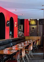 deco de restaurant le o u0027paris le lieu le plus déco de belleville marie claire