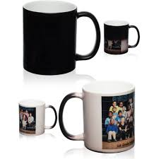 custom 11 oz magic photo mugs s7102bk discountmugs