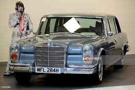mercedes auction a mercedes once owned by elvis is sold during bonhams motor car