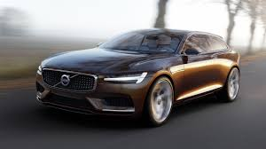 volvo station wagon interior volvo car group unveils concept estate at geneva motor show