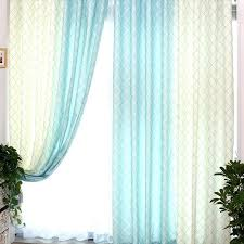 Teal And White Curtains Light Teal Curtains Teawing Co