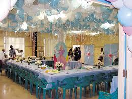 graduation party decorations wonderful bule and white party decoration ideas ballons that