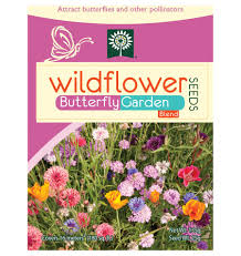 wildflower seed packets butterfly garden wildflower seeds