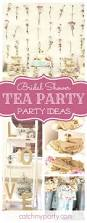 best 25 tea party bridal shower ideas only on pinterest food