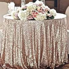 sequin tablecloth rental diameter 48 chagne sequin tablecloths