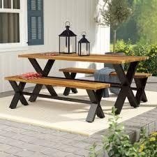 teak patio furniture you ll love wayfair