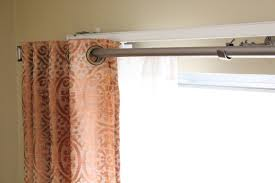Fixing Vertical Blinds How To Install Curtains With Vertical Blinds Integralbook Com