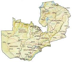 map of zambia phonebook of zambia com 260 by phonebook of the com