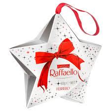 Christmas Decorations Buy Online Nz by Buy Ferrero Raffaello Chocolate Tree Decorations Star 40g 4pk