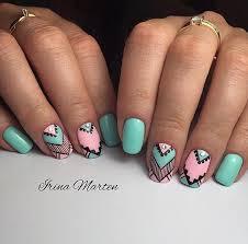 nailartistrylove geometric stunning geometric nail art nail arts