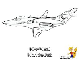 free airplane picture print hondajet ha 420 print