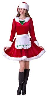 mrs santa claus costume mrs santa claus merry christmas and happy new year 2018