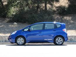 2014 honda fit ev model year ends early as last cars are built