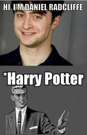 Daniel Radcliffe Meme - eli minator memedroid