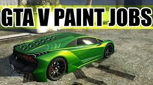gta car paint jobs lemon u0026 lime green deep space pruple